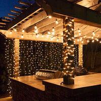 patio lights ideas