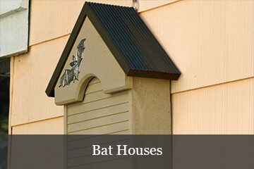 Selection of Bat Houses
