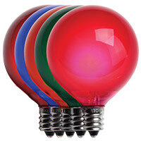 Multicolor Globe Lights