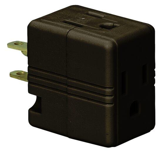 Splitter Adapter, Brown