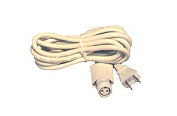White Power Cord For Golden Canopy Lights