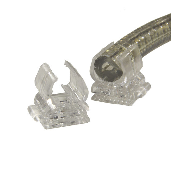 13MM Crocodile Clips, 12 Pack