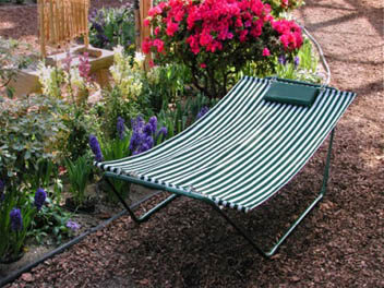 Algoma 4 Point Lounge Hammock