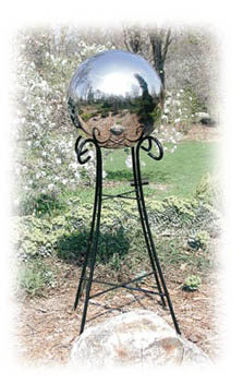 Gazing Globe Pedestal Base