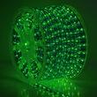 "150' Green Rope Light, 120 Volt, 1/2"""