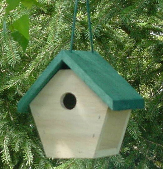 Wren Cottage Bird House