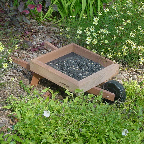 "12"" x 12"" Ground Feeder Wheelbarrow"