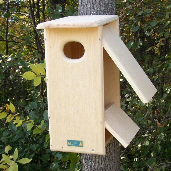 """24""""H Wood Duck / Hooded Merganser House"""