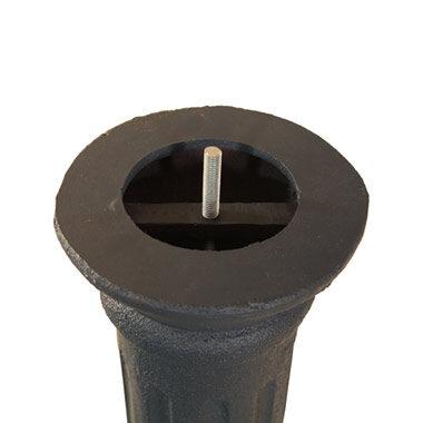 Cast Iron Sundial Pedestal
