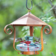 Bloom Hummingbird Feeder with Shelter