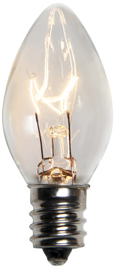 C7 Light Bulb, Clear