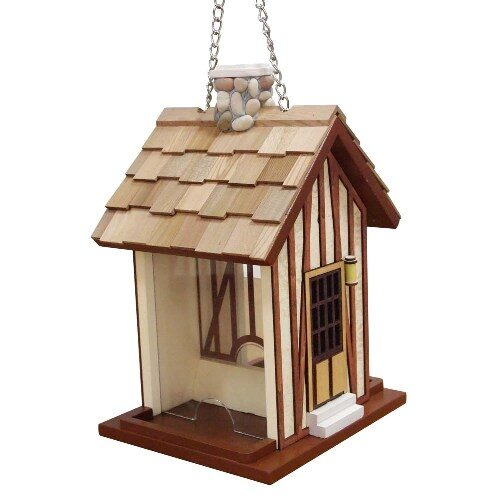 Hamlet French Cottage Bird Feeder