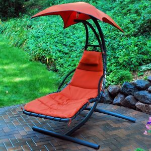 Cloud 9 Fabric HammockChair