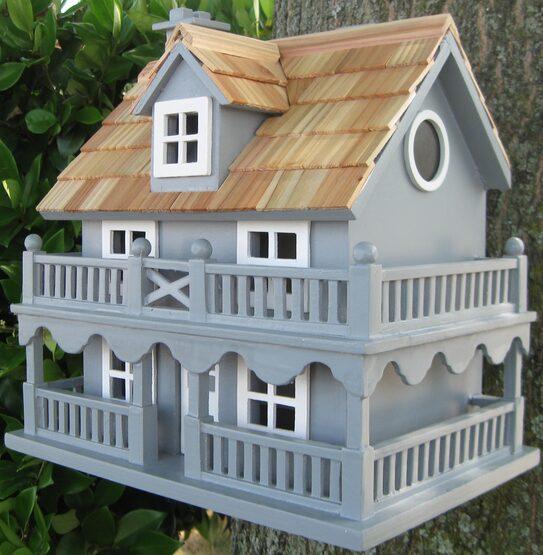 Novelty Cottage Bird House