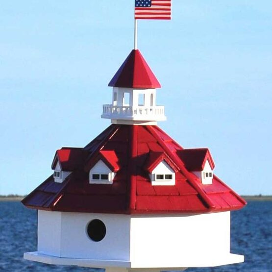 Historic Annapolis Lighthouse Birdhouse