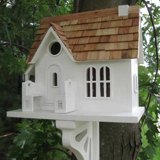 Cozy Cottage Bird House