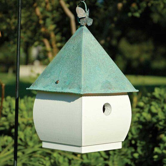 Hadley Park Hanging Bird House