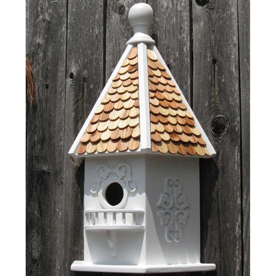 Rapunzel Bird House