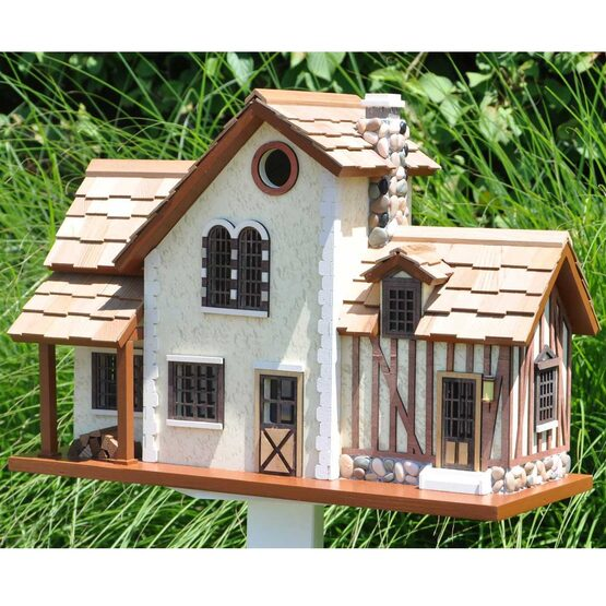 French Country Home Bird House