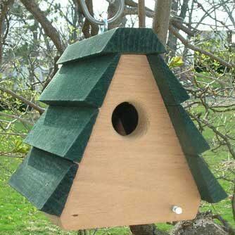 A - Frame Wren Birdhouse