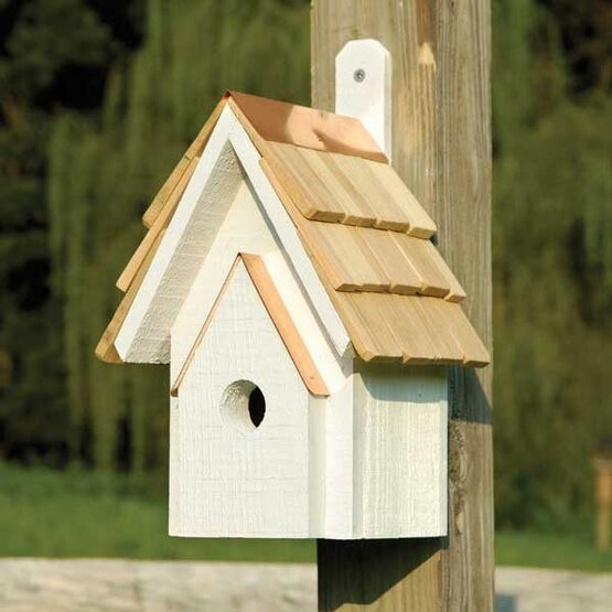 Classic Chick Bird House