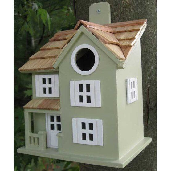 Townhouse Bird House
