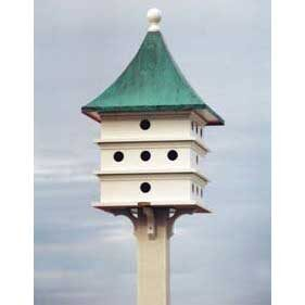 The Ultimate Purple Martin Bird House