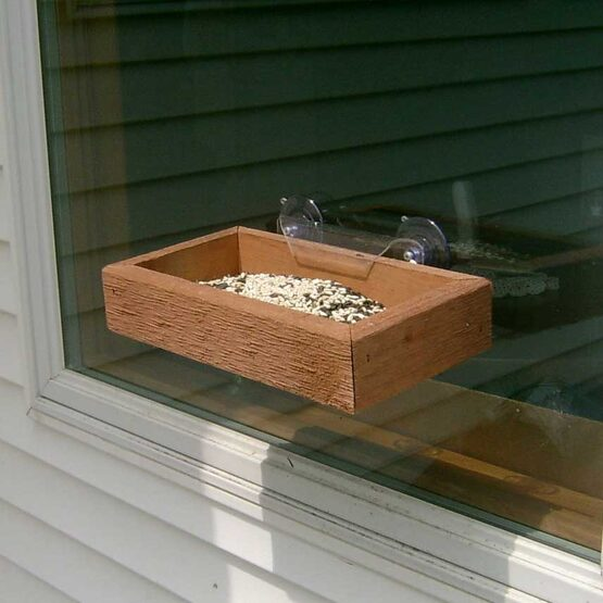 Window Tray Bird Feeder
