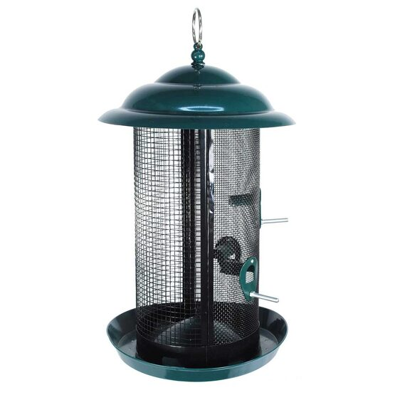 Combo Mesh Tube Bird Feeder