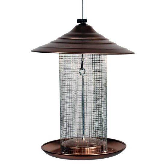 Sunflower Screen Bird Feeder