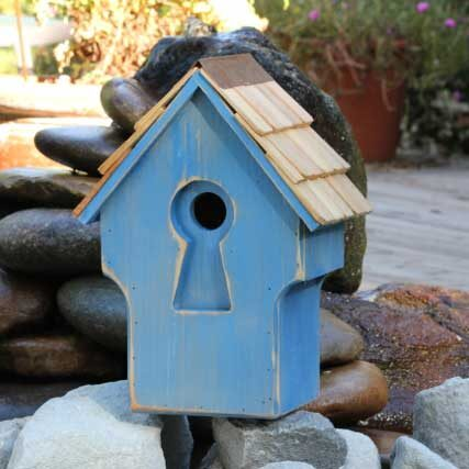 Peeper Keeper Bird House