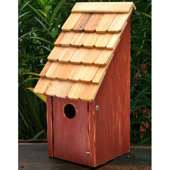 Bluebird Bunkhouse Hanging Bird House