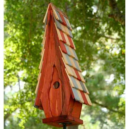 High Cotton Bird House