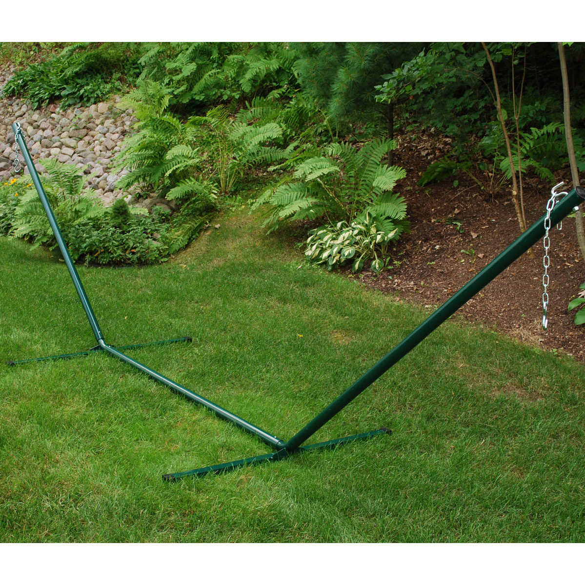 Medium image of algoma hammock stand