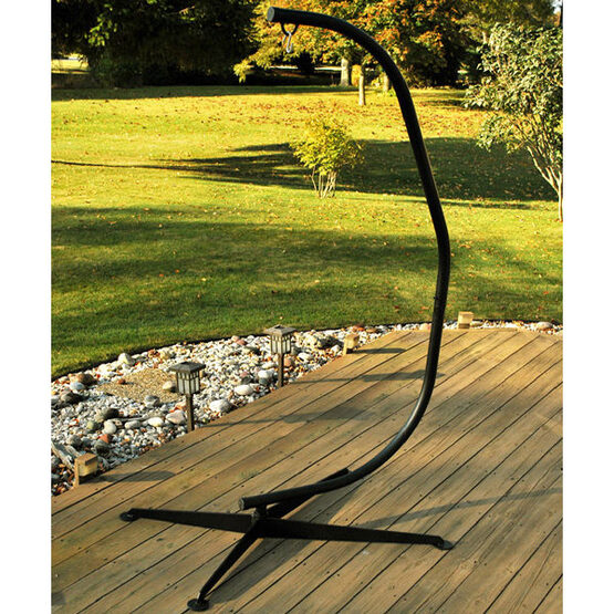 C Style Hanging Chair Stand