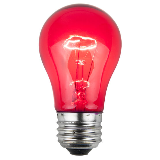 A15 Colored Party Bulbs, Pink