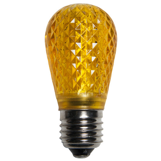 S14 T50 LED Patio Light Bulb, Gold