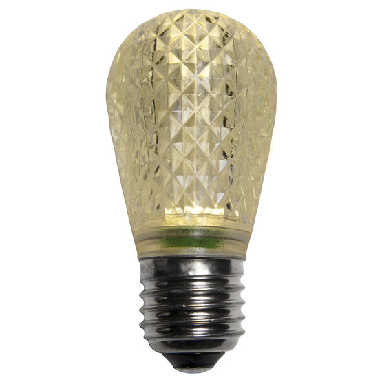 S14 T50 LED Patio Light Bulb, Warm White