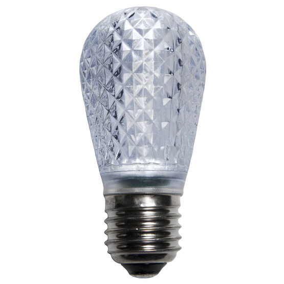 S14 T50 LED Patio Light Bulb, Cool White