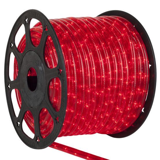 Red Rope Lights, 120 Volt