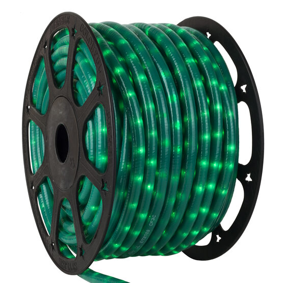 Pearl Green Rope Lights, 120 Volt