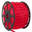 Red LED Rope Light, 120 Volt