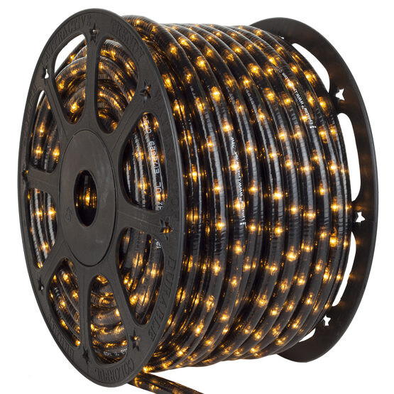 150' Grey Chasing Rope Light, 120 Volt, 1/2""