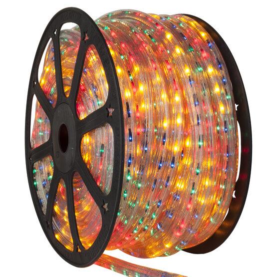 Multicolor Rope Lights, 120 Volt