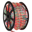 148' Multicolor Chasing Rope Light, 120 Volt, (14mm)
