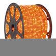 "150' Orange Chasing Rope Light, 120 Volt, 1/2"""