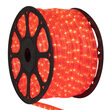 150' Fluorescent Pink Rope Light, 120 Volt, 3/8""