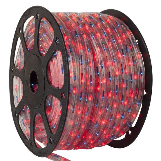 Blue, Red Rope Lights, 120 Volt