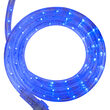 """12' Blue LED Rope Light, 120 Volt, 1/2"""""""