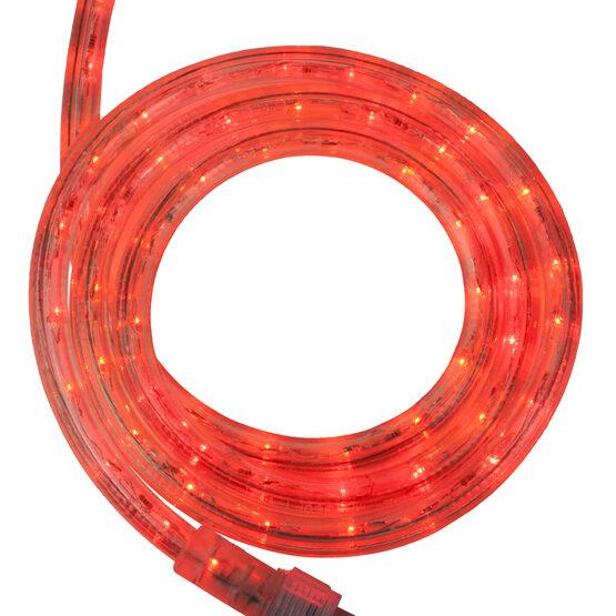 Red led rope light 120 volt yard envy red led rope light 120 volt aloadofball Images